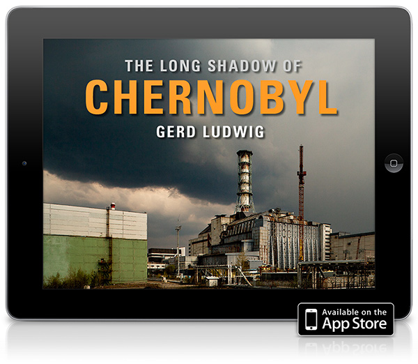 Chernobyl iPad App Wins NPPA Best of Photojournalism Tablet Division