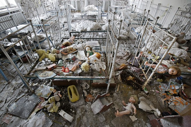 Grant Awarded To Return To Chernobyl