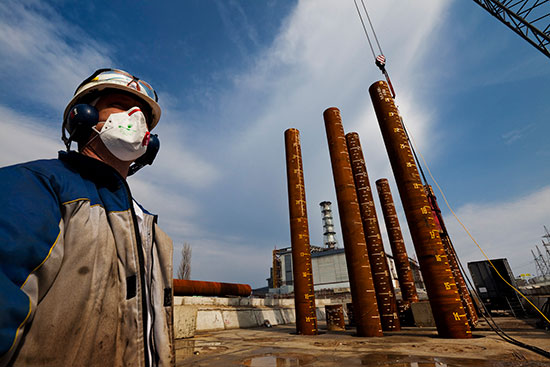 Success in Crowdfunding: The Long Shadow of Chernobyl